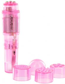Pocket Rocket Massager Pink
