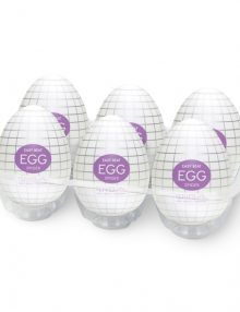 Tenga - Egg Spider (6 Pieces)