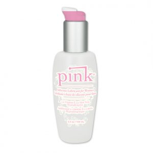 Pink - Silicone Lubricant 80 ml