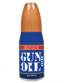 Gun Oil - H2O Water Based Lubricant 237 ml