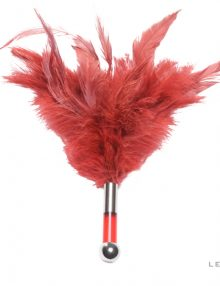 Lelo - Tantra Feather Teaser Red