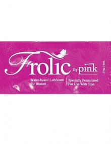 Pink - Frolic Lubricant 5 ml
