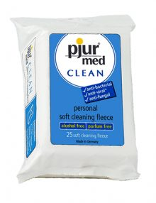 Pjur - MED CLEAN Fleece 25 pcs