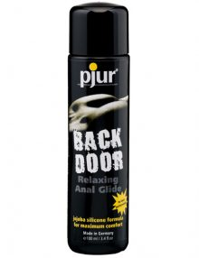 Pjur - Back Door Relaxing Silicone Glide 100 ml