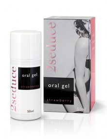 2Seduce - Oral Sex Gel Strawberry