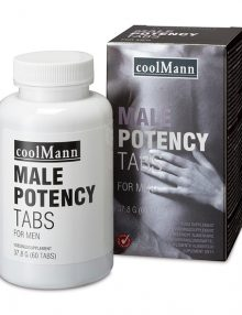 CoolMann - Male Potency Tabs