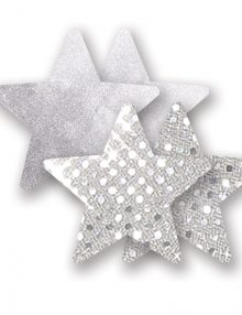 Nippies - Solid Studio Silver Star