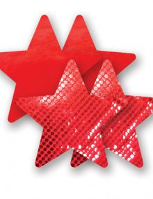 Nippies - Solid Red Star
