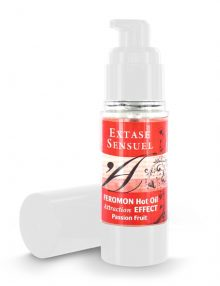 Extase Sensuel - Feromon Hot Oil Passion Fruit