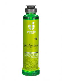 Swede - Fruity Love Massage Cactus/Lime 200 ml