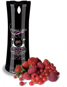 Voulez-Vous... - Silicone Lubricant Red Fruits