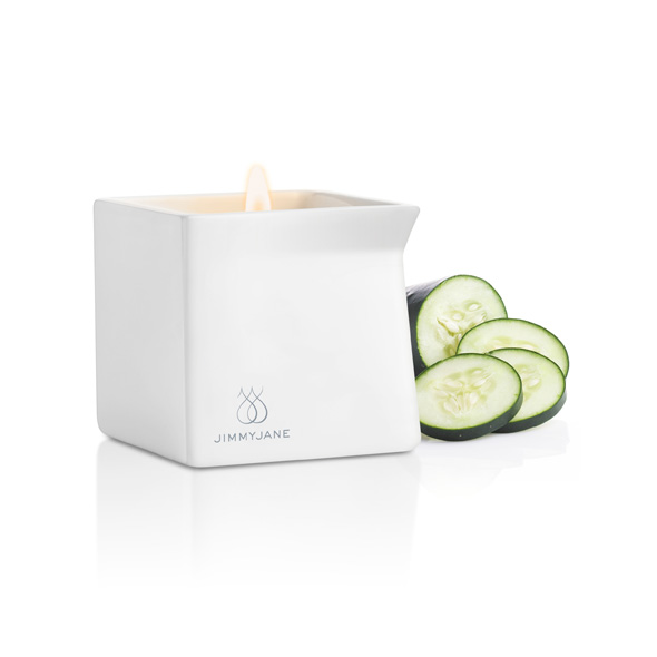 Jimmyjane - Afterglow Massage Candle Cucumber Wate