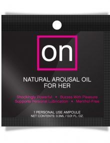 Sensuva - ON Arousel Oil for Her Original Ampoule 0