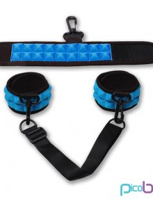 PicoBong - Resist No Evil Cuffs Blue