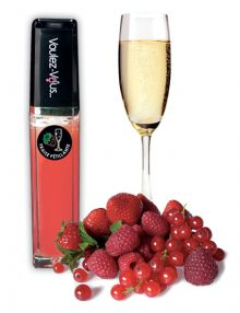 Voulez-Vous... - Light Gloss Strawberry Champagne