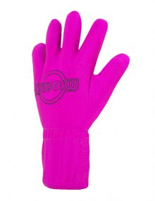 Fukuoku - Massage Glove Left S/M Pink