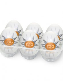 Tenga - Egg Shiny (6 Pieces)