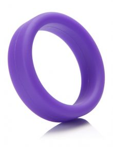 Tantus - Super Soft C-Ring Purple