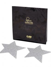 Bijoux Indiscrets - Flash Star Silver