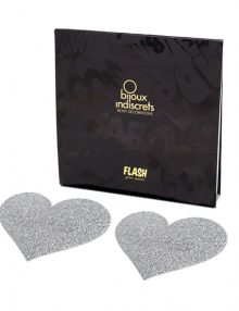 Bijoux Indiscrets - Flash Heart Silver