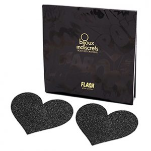 Bijoux Indiscrets - Flash Heart Black