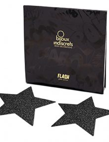 Bijoux Indiscrets - Flash Star Black