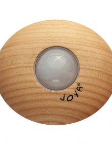 Joya - Classic Cherry with Snow Quartz Massager
