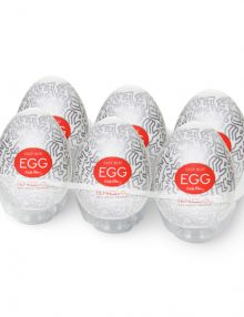 Tenga - Keith Haring Egg Party (6 Pieces)