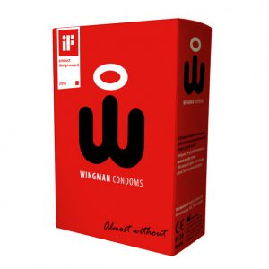 Wingman Condoms 8 Pieces