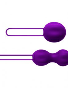 Nomi Tang - IntiMate Kegel Set Purple