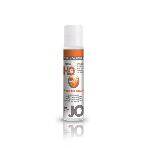 System JO - H2O Lubricant Tangerine 30 ml