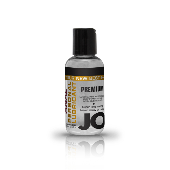 System JO - Anal Silicone Lubricant 75 ml