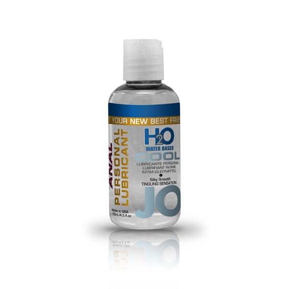 System JO - Anal H2O Lubricant Cool 120 ml