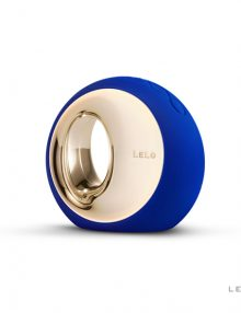 Lelo - Ora 2 Oral Sex Stimulator Midnight Blue