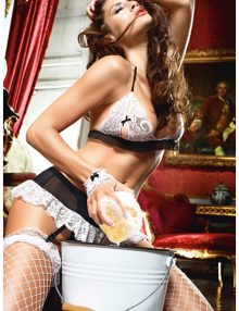Baci - Do Not Disturb French Maid Set M/L