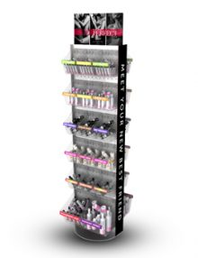 System JO - Mix & Match Stand excl. Products