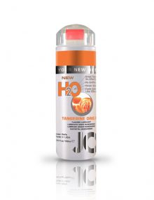 System JO - H2O Lubricant Tangerine 120 ml