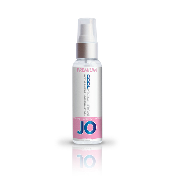 System JO - Women Silicone Lubricant Cool 60 ml