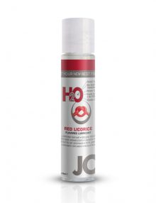 System JO - H2O Lubricant Red Licorice 30 ml