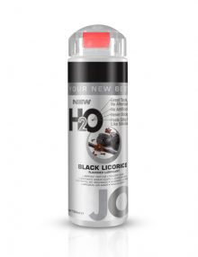 System JO - H2O Lubricant Black Licorice 120 ml