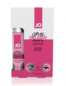 System JO - Oral Delight Cherry Burst 30 ml