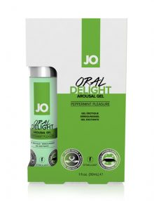 System JO - Oral Delight Peppermint Pleasure 30 ml