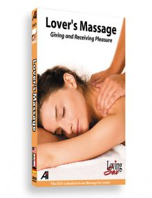 Lover's Massage Educational DVD