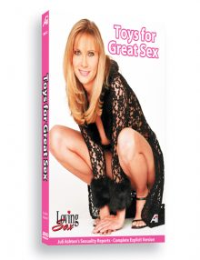 Toys For Great Sex Educational DVD