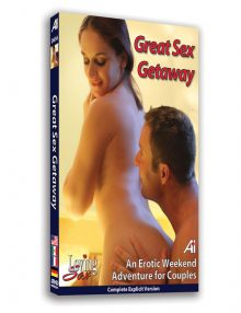 Great Sex Getaway Educational DVD