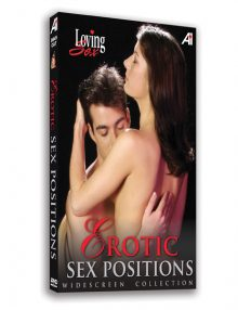 Erotic Sex Positions Educational DVD