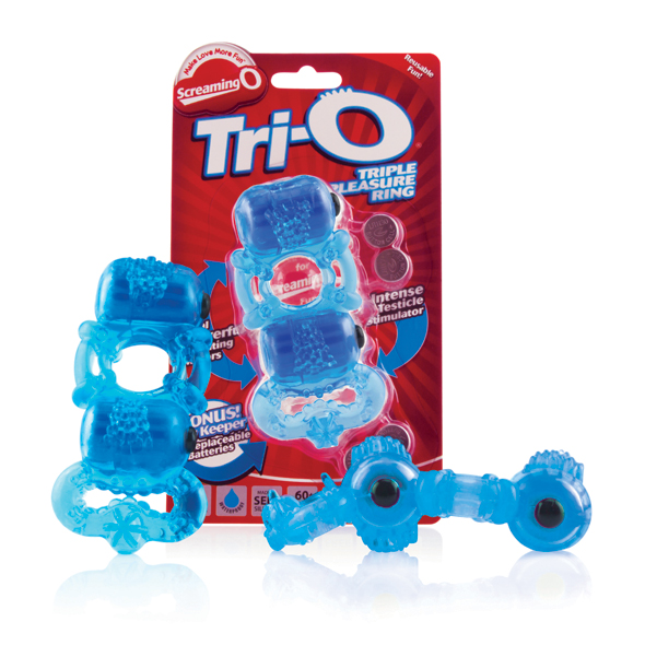 The Screaming O - The Tri-O Blue