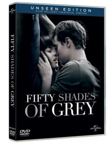 Fifty Shades of Grey - The Unseen Edition DVD