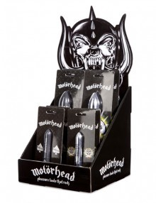 Motorhead - Counter Display Unit incl. Products