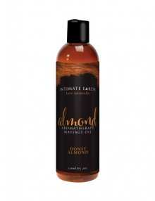 Intimate Earth - Massage Oil Almond 120 ml